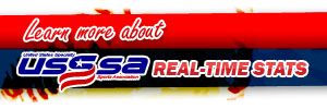 learn more about USSSA real-time tournament stats